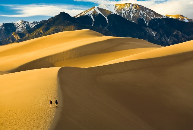 Great Sand Dunes National Park, Alamosa County