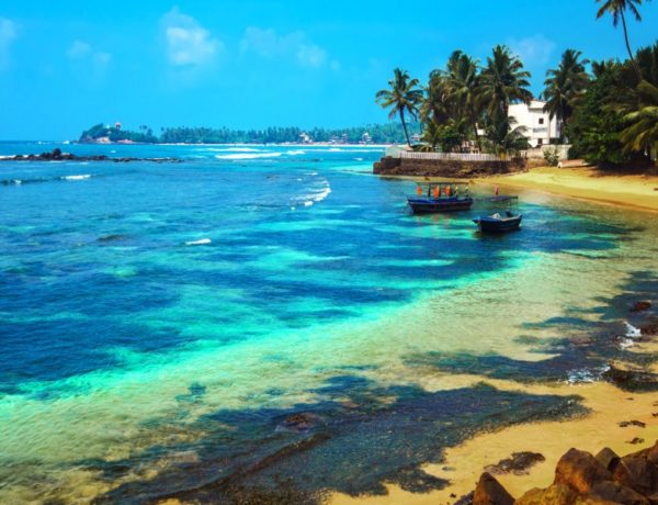 Here Are 6 Best Beaches In Sri Lanka