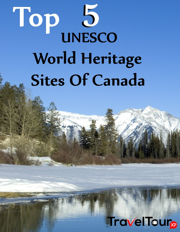 Heritage Sites Of Canada