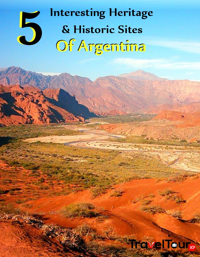 Historic Sites Of Argentina