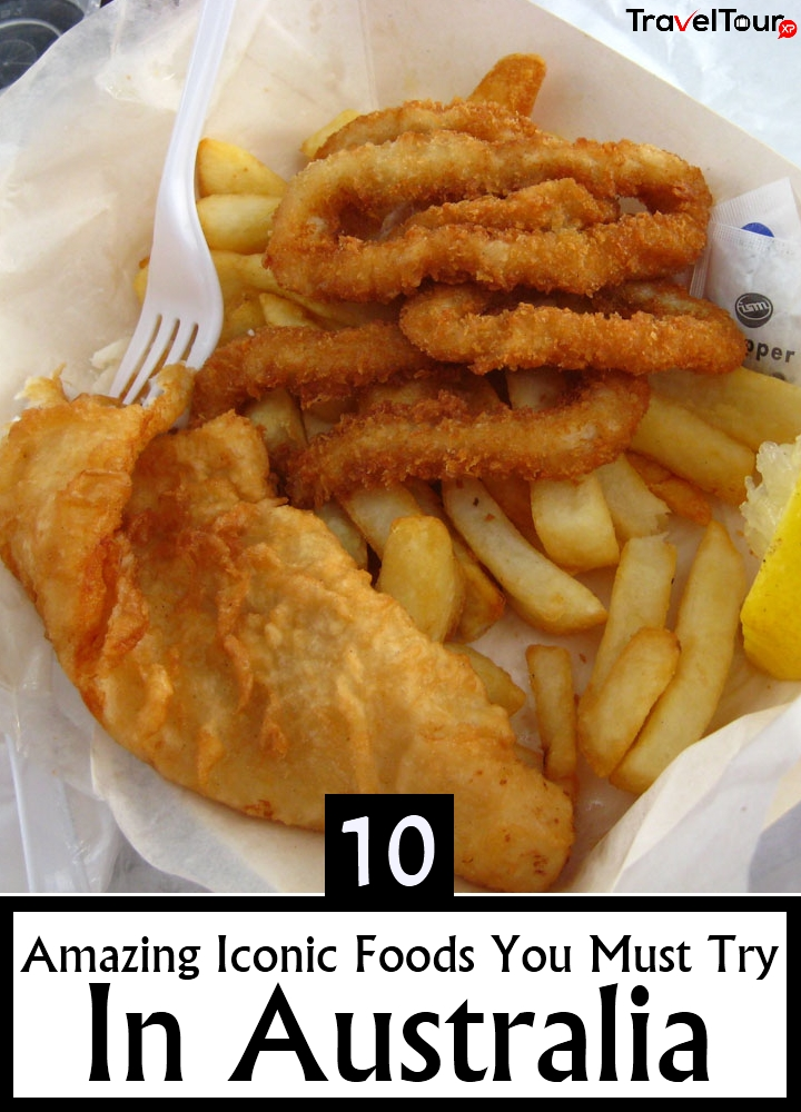 Iconic Foods You Must Try In Australia