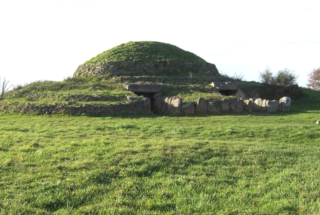 Know The Ancient History In Site Of Burial Mounds