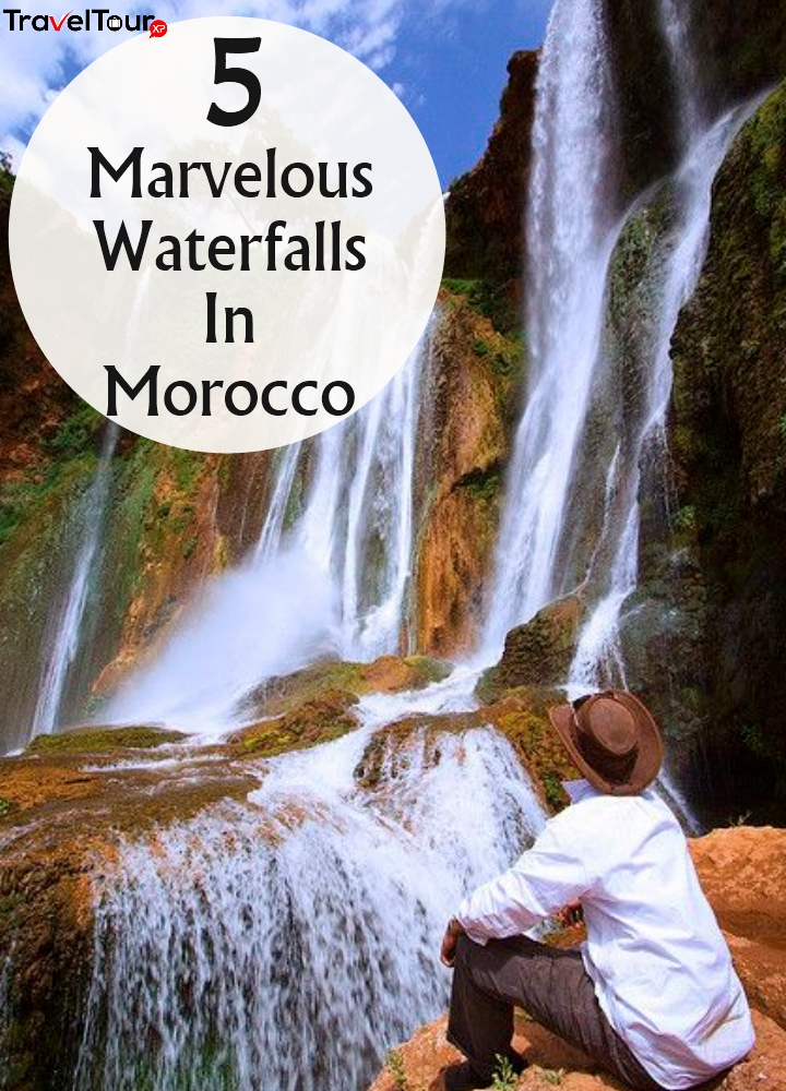 Marvelous Waterfalls In Morocco To Visit