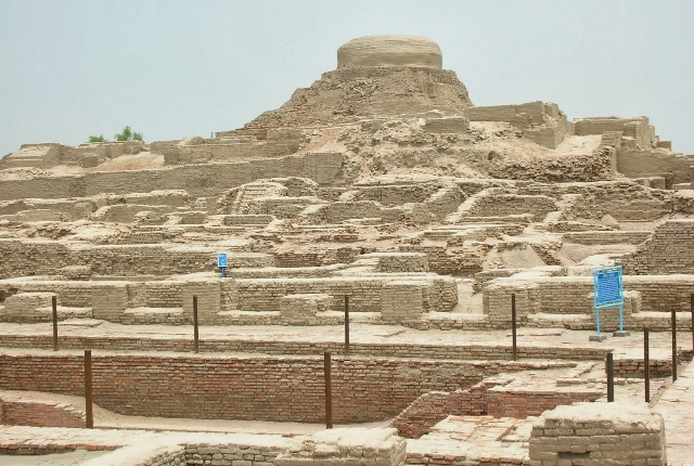Mohenjo Daro of Pakistan
