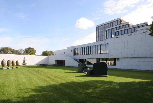 Pay A Visit To KUNSTEN Museum