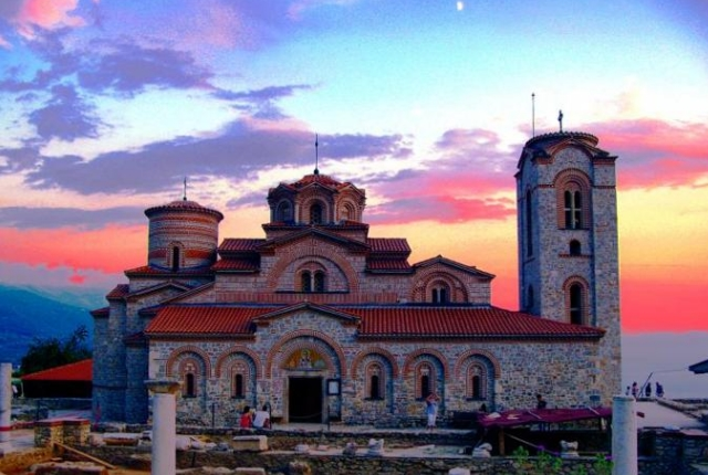 Pay A Visit To Macedonia's Monasteries And Mosquess