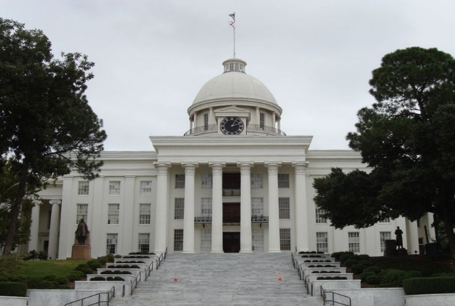 Pay A Visit To The State Capitol Building, Montgomery