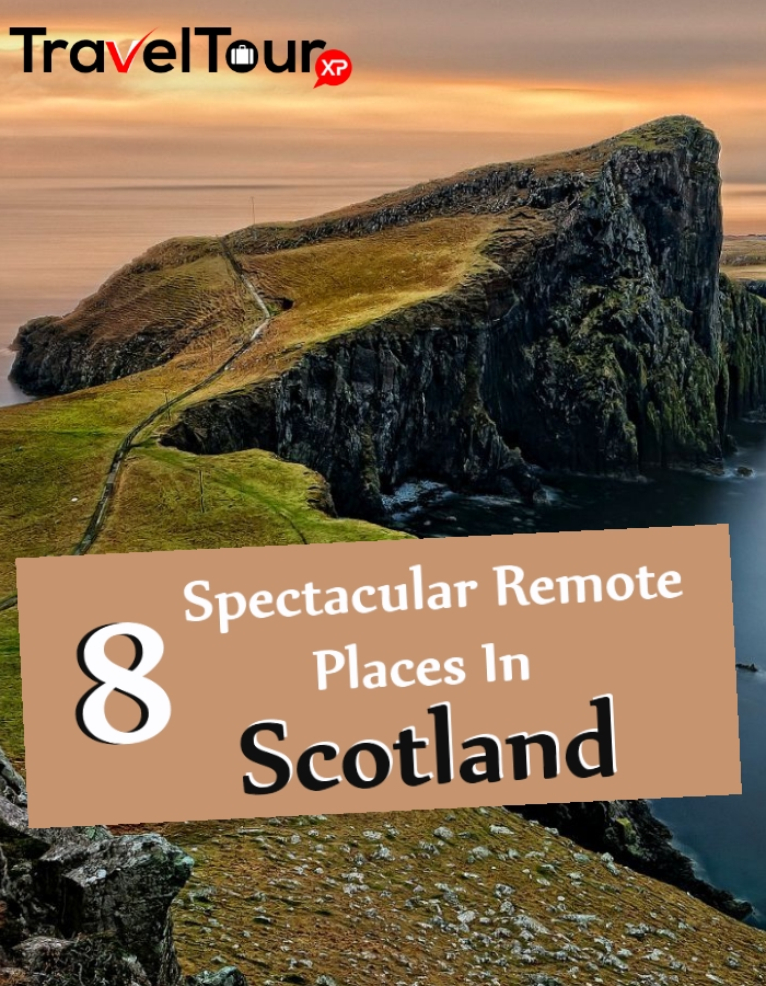 Remote Places In Scotland