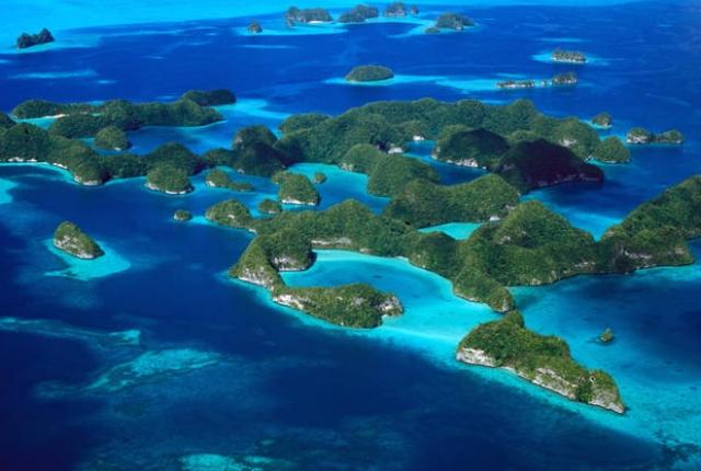 Palau Rock Islands Tour