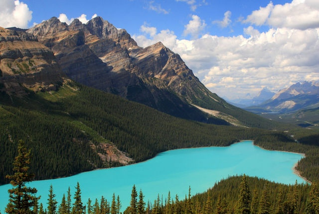 Rocky Mountain Parks Of Canada