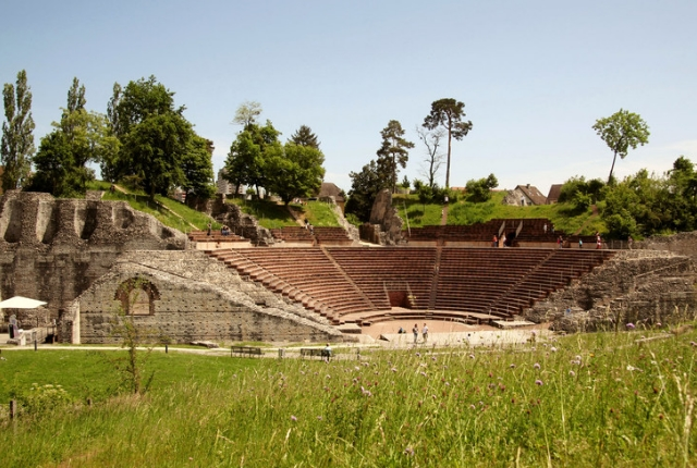 Roman City Of Augusta Raurica