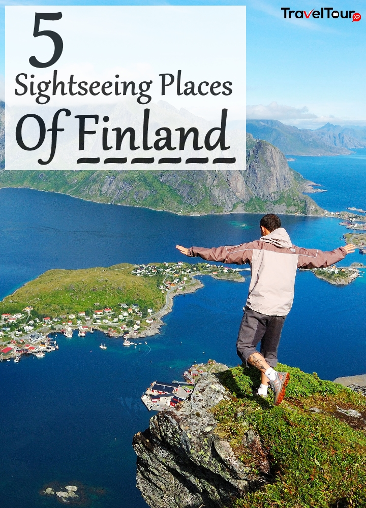 Sightseeing Places Of Finland