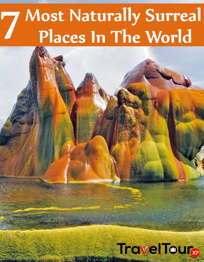 Surreal Places In The World