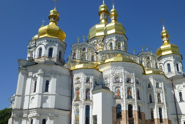 The Monastery of Caves, Kiev