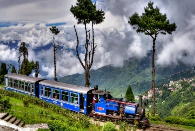 The Mountain Railways Of India