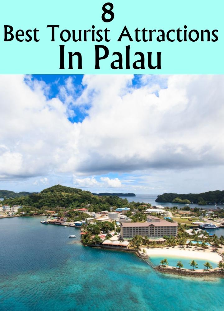 8 Best Tourist Attractions In Palau Traveltourxp Com