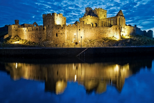 Be Enthralled At The Sight Of Peel Castle
