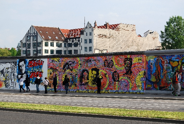 Berlin Wall & East Side Gallery