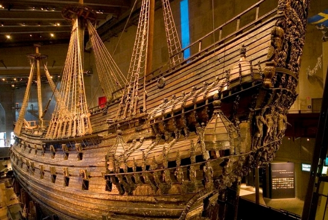 Delve In History At Vasa Museum