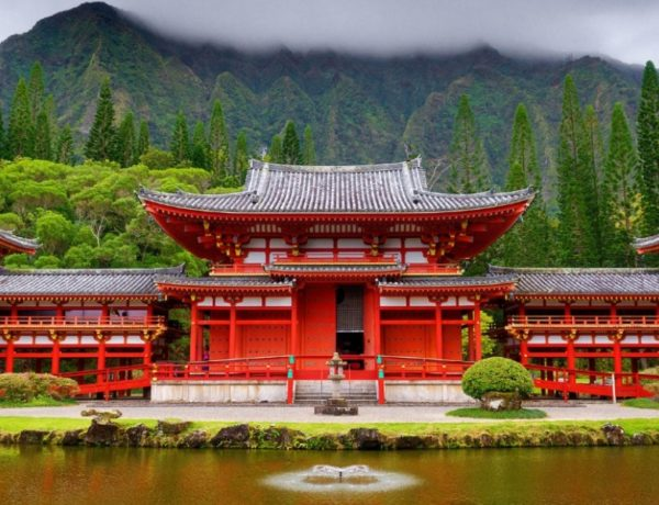 Enchanting Temples And Shrines In Japan