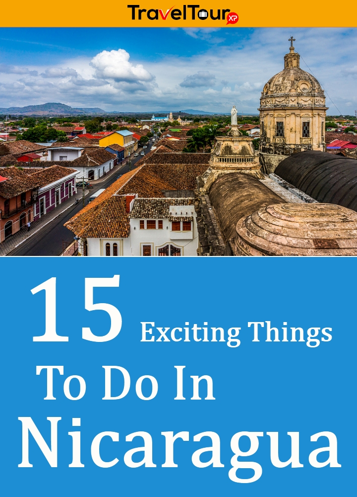 Exciting Things To Do In Nicaragua