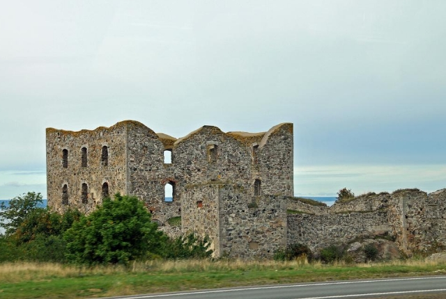 Explore The Brahehus Castle