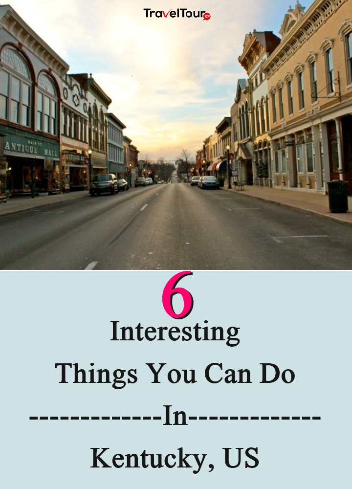 Interesting Things You Can Do In Kentucky, US