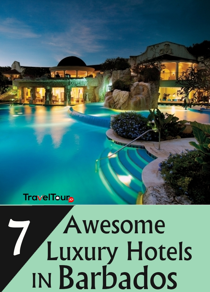 7 Awesome Luxury Hotels In Barbados TraveltourXPcom