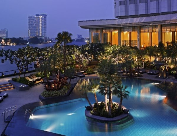 Luxury River Side Hotels And Resorts In Bangkok