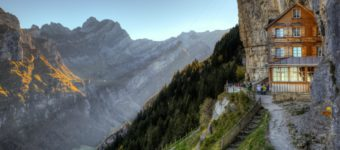 Mountain Hotels in Switzerland