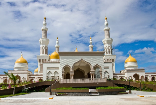 The Grand Mosque Of Cotabato