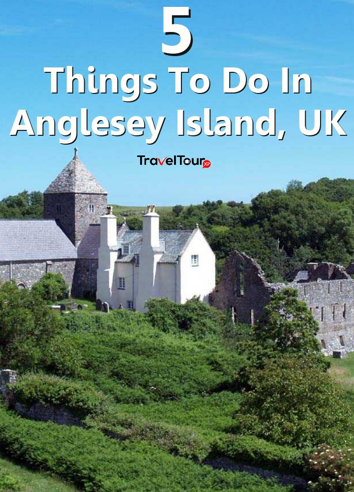 Things To Do In Anglesey Island, UK