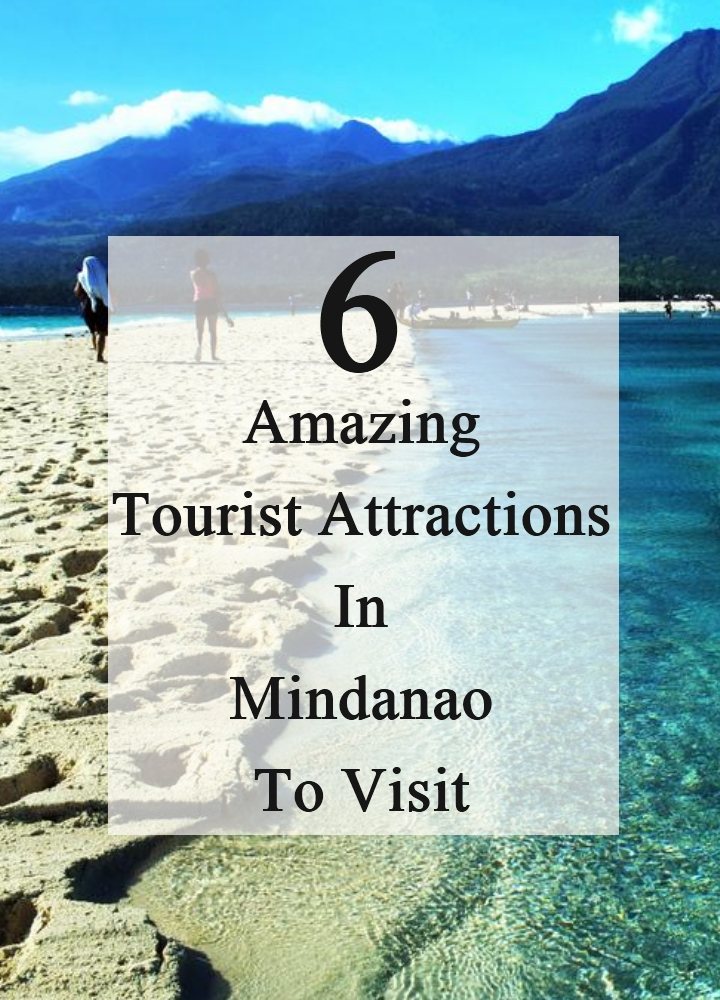 Tourist Attractions In Mindanao To Visit