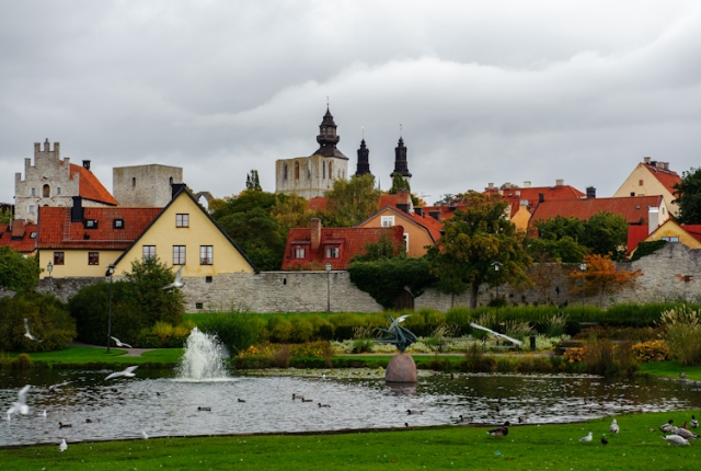 Trip To Visby