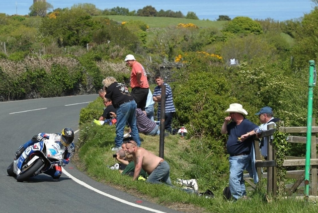 Witness The Isle Of Man TT