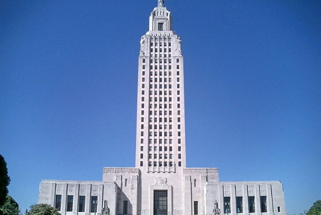 Behold The Amazing State Capitol