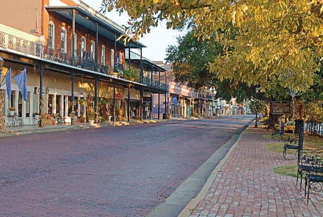 Feel The Heritage In Natchitoches