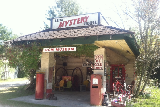 Get Stunned In Abita Mystery House