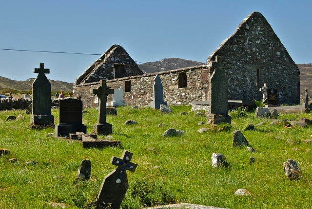 Kildavnet Church And Graveyard