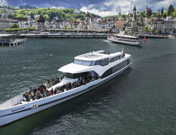 Scenic Lake Cruises in Switzerland