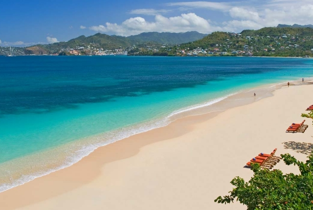 The Popular, Grand Anse Beach