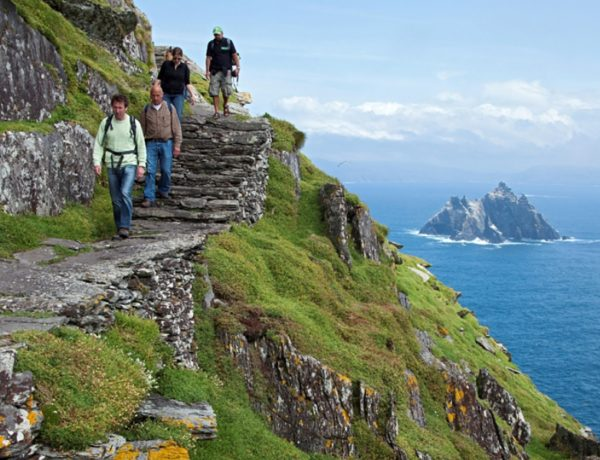 Tourist Spots Of Achill Island, Ireland