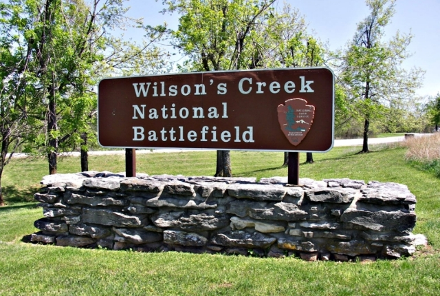 Be Informed About The History In Wilson's Creek Battlefield Park