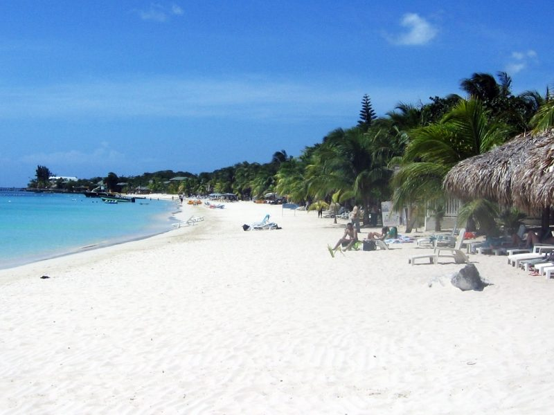 Exotic Beaches In Honduras