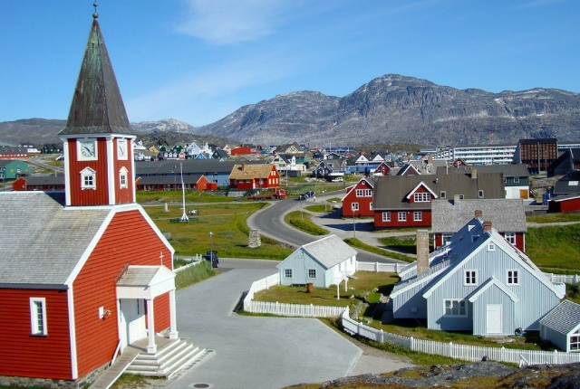 Get Friendly With Nuuk Locals
