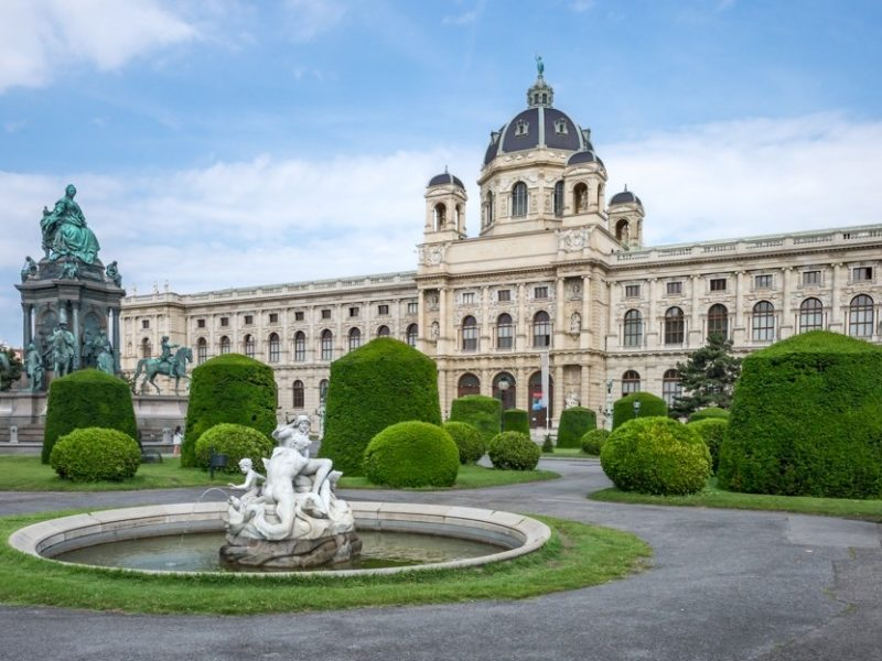 Historical Importance In Vienna