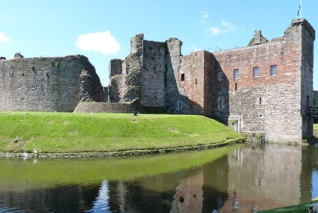 The Rothesay Castle