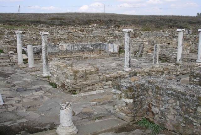 The Ruins Of Stobi