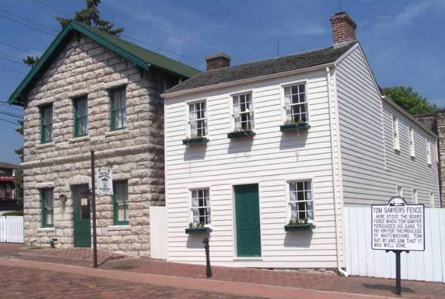Visit The Childhood Home Of Mark Twain