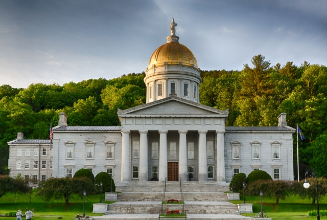 Visit The Gorgeous State House